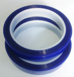 OEM accepatble PET Silicone Tape ,  180 degree heat resistant tape